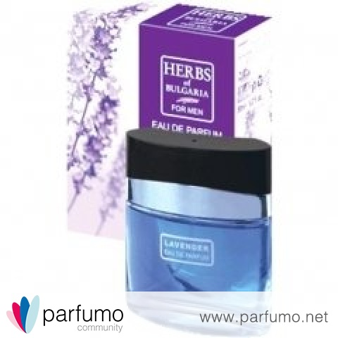 Herbs of Bulgaria for Men - Lavender Eau de Parfum by BioFresh Cosmetics