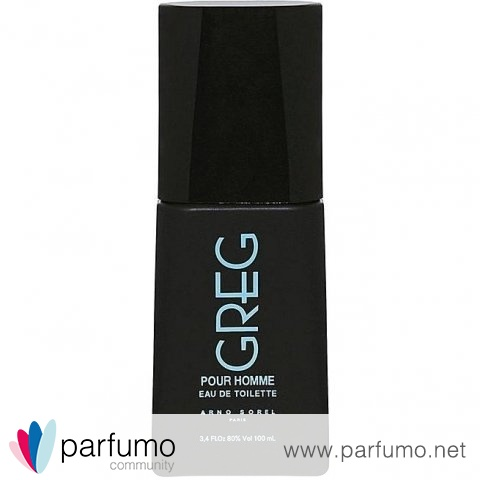 Greg pour Homme by Arno Sorel