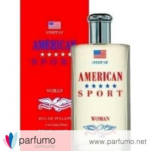 Spirit of American Sport Woman by Cosko / Vicos GmbH