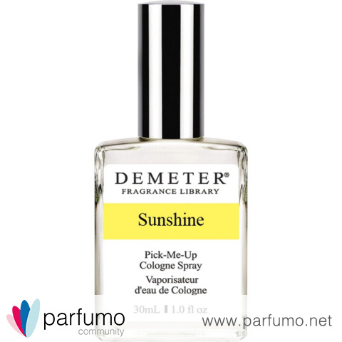 Sunshine by Demeter Fragrance Library / The Library Of Fragrance