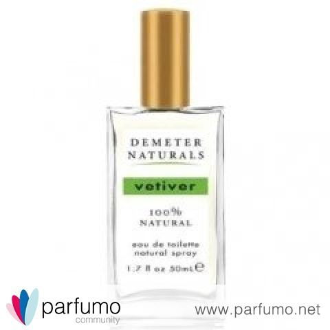Demeter Naturals - Vetiver by Demeter Fragrance Library / The Library Of Fragrance