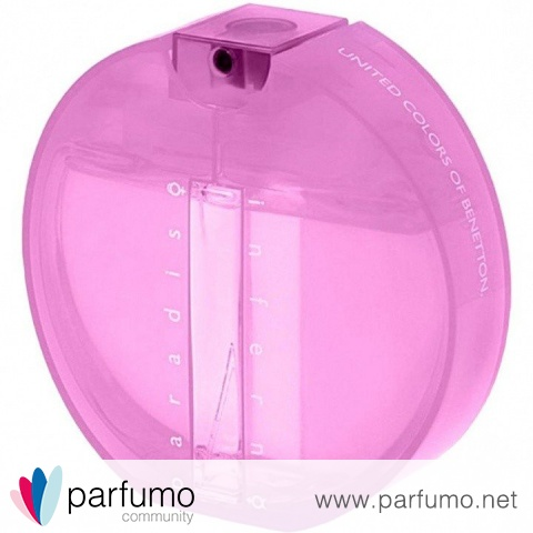 Paradiso Inferno Pink by Benetton