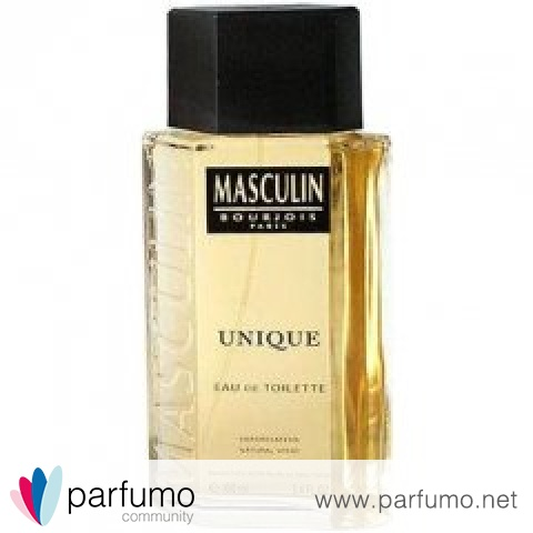 Masculin Unique by Bourjois