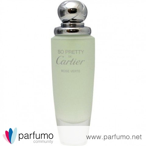 So Pretty - Rose Verte by Cartier