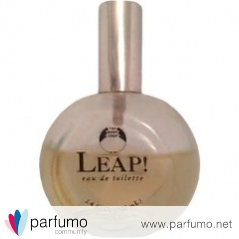 Leap Perfume Oil by The Body Shop