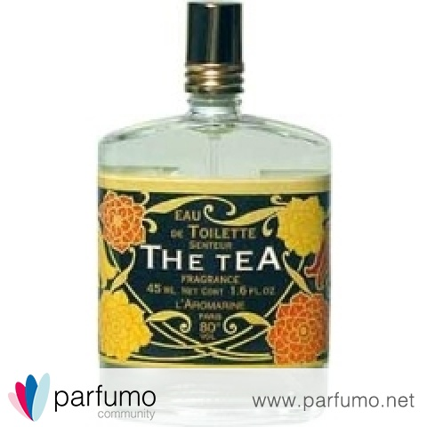 Thé - Tea by Outremer / L'Aromarine