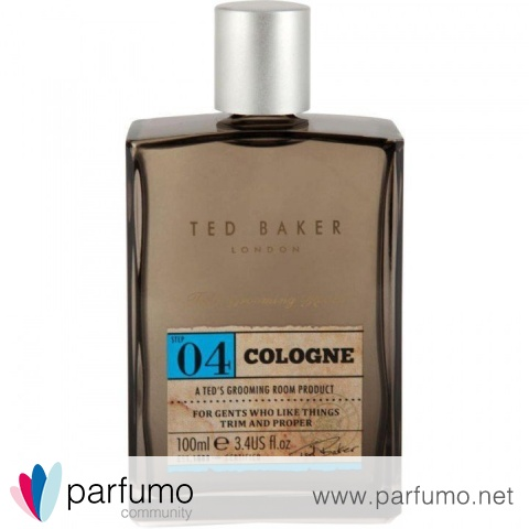 Ted Baker Ted S Grooming Room Cologne 2012 Reviews