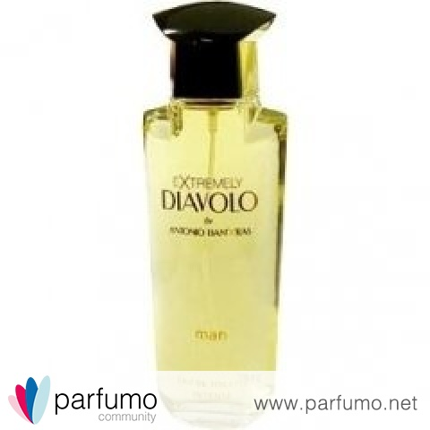 Diavolo Extremely for Men by Antonio Banderas