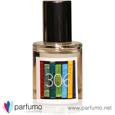 #306 In the Library by CB I Hate Perfume