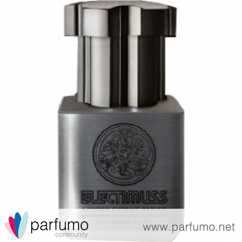 Limited Extrait Series - Platinum Musk by Electimuss