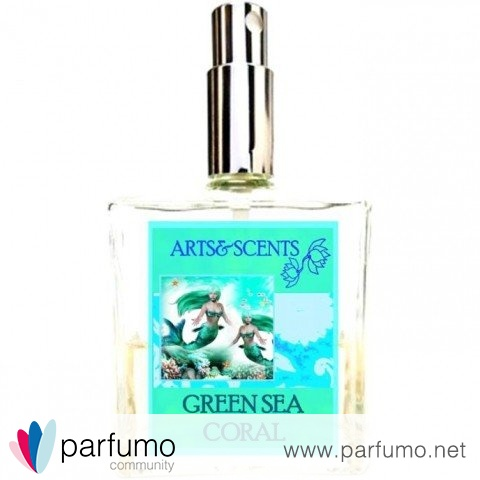 Green Sea Coral von Arts&Scents