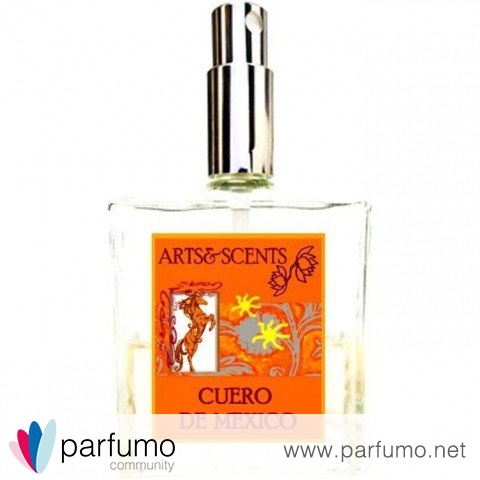 Cuero de Mexico / Mexican Leather by Arts&Scents