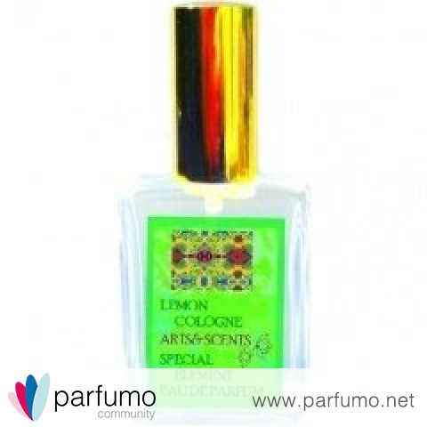 Lemon Cologne by Arts&Scents