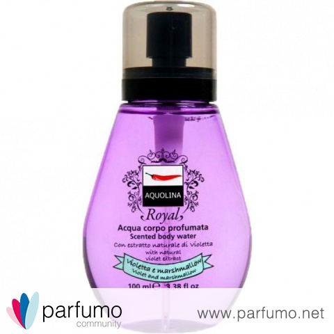 Aquolina Royal Scented Body Water - Violet and Marshmallow by Aquolina