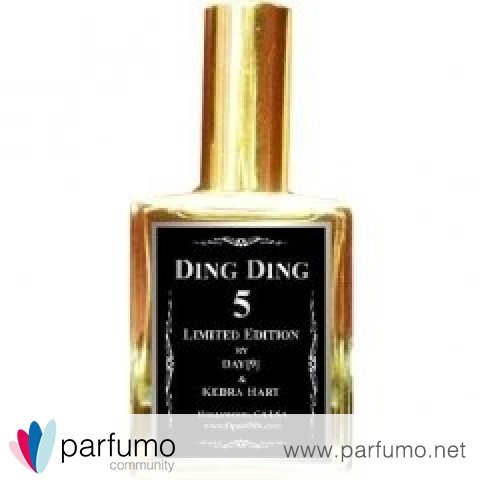 Ding Ding 5 by Opus Oils