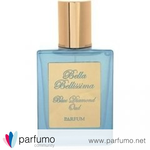 Blue Diamond Oud by Bella Bellissima