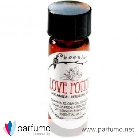 Love Potion von Phoenix Botanicals
