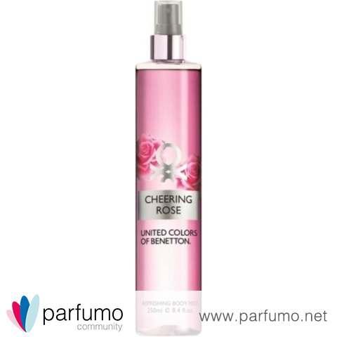 Cheering Rose by Benetton