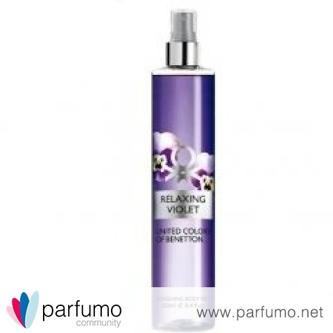 Relaxing Violet by Benetton
