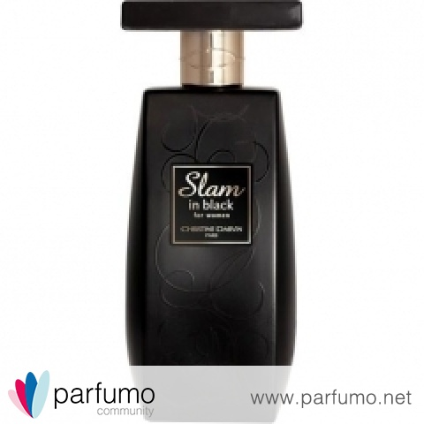 Slam in Black for Women by Parfums Christine Darvin