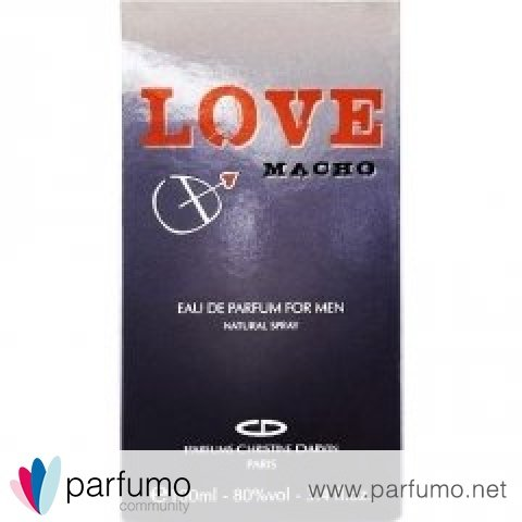 Love Macho by Parfums Christine Darvin