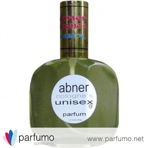 Abner Cologne's Unisex Parfum by Abner Cologne