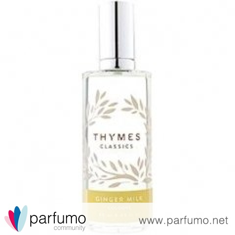 Ginger Milk by Thymes