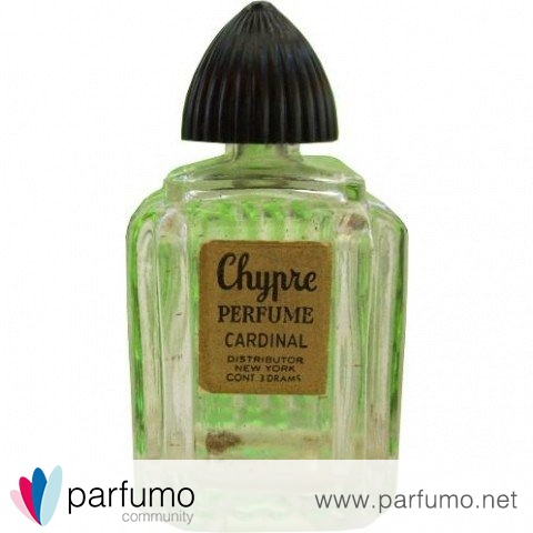 Chypre by Cardinal