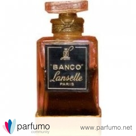 Banco by Lanselle