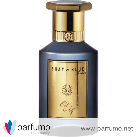 Oud Alif (Fragrance Concentrée) by Shay & Blue