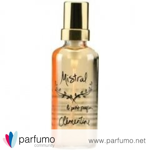 Atelier Perfume - Clémentine by Mistral