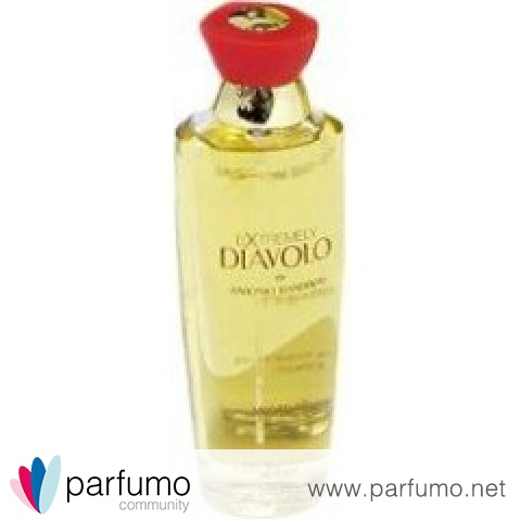 Diavolo Extremely for Women by Antonio Banderas