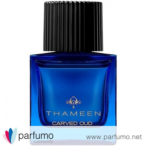 Carved Oud (Extrait de Parfum) by Thameen