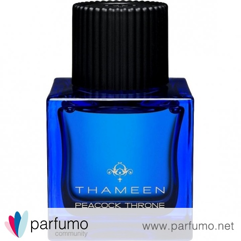Peacock Throne (Extrait de Parfum) by Thameen