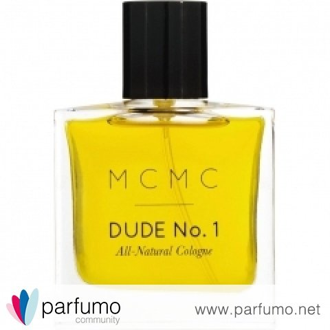 Dude No.1 by MCMC Fragrances