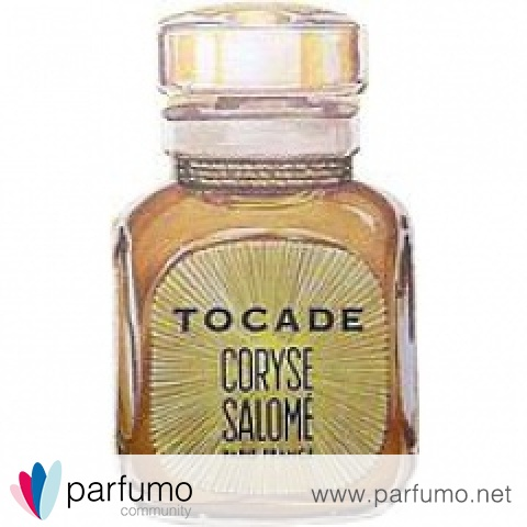 Tocade / Toquade by Coryse Salomé