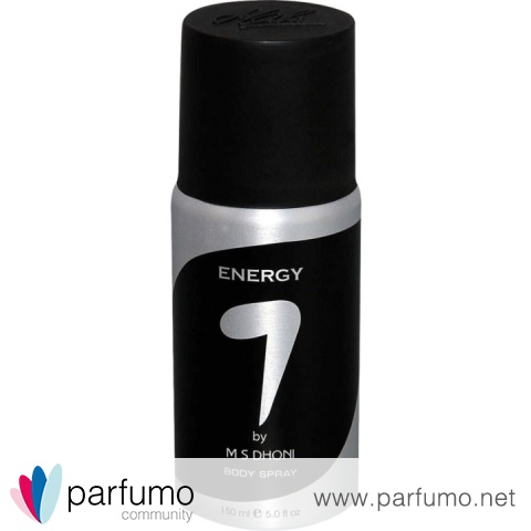 Energy von 7 by MS Dhoni