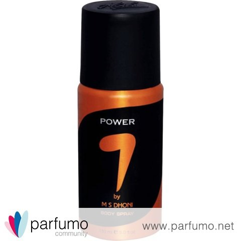 Power von 7 by MS Dhoni