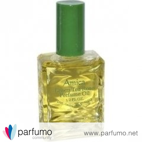 Green Tea Rose by Amica