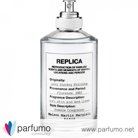 Replica - Lazy Sunday Morning by Maison Margiela