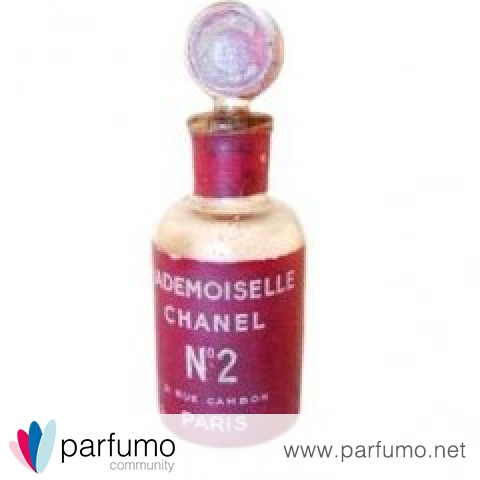 Mademoiselle Chanel N°2 by Chanel