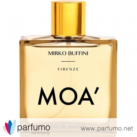 Moa´ by Mirko Buffini