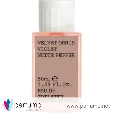 Velvet Orris | Violet | White Pepper