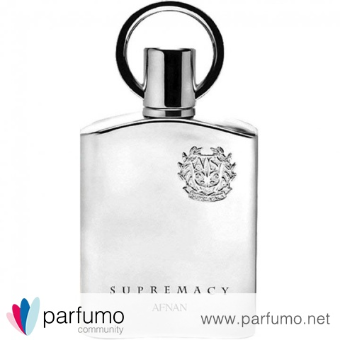 Supremacy Silver by Afnan Perfumes