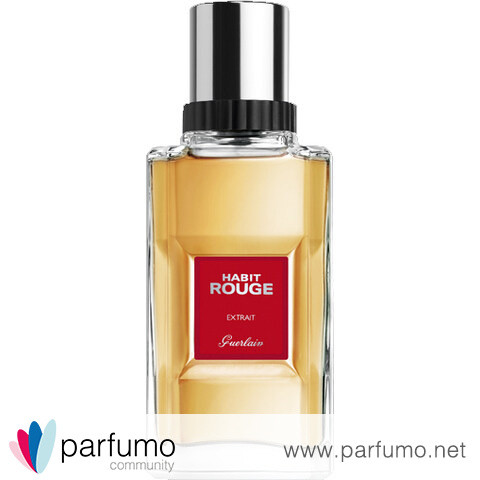 Habit Rouge (Extrait) by Guerlain