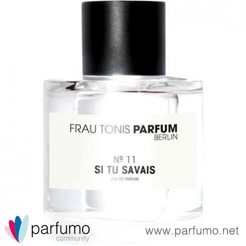 № 11 Si Tu Savais by Frau Tonis Parfum