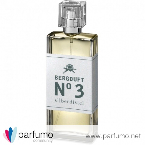 Bergduft N°3 - Silberdistel by Art of Scent Swiss Perfumes
