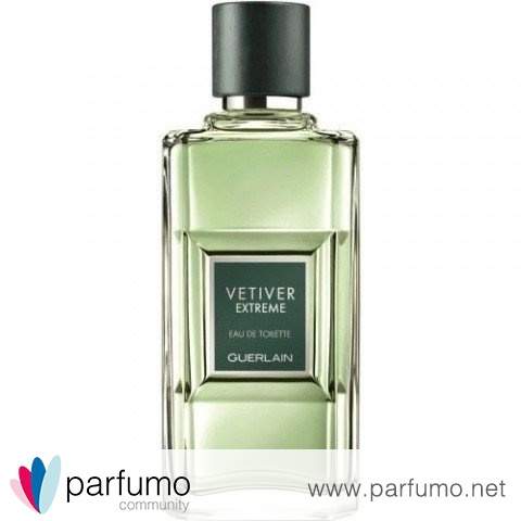 Vetiver Extreme by Guerlain