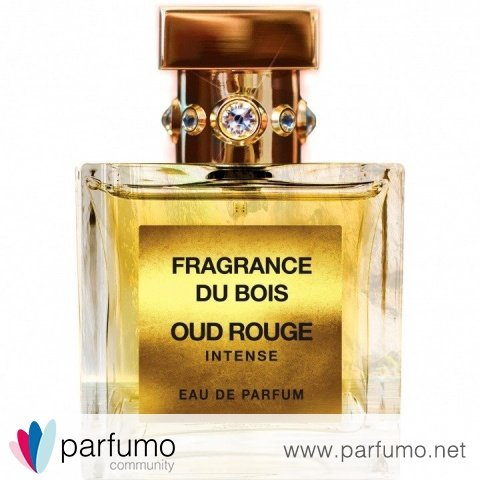 Oud Rouge Intense by Du Bois / Fragrance Du Bois