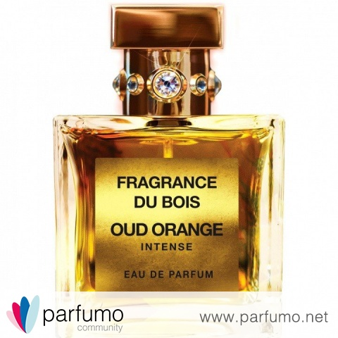 Oud Orange Intense by Du Bois / Fragrance Du Bois